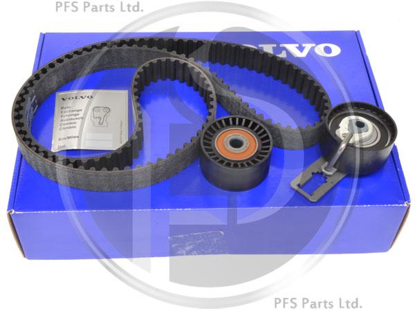 S40/V50/C30 2011-2013 D2 Genuine Timing Belt Kit (eng number 1786811 on)