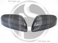 S60/S80/V70II 2004-2006 - Carbon Fibre Mirror Covers (Pair) F.Sec.