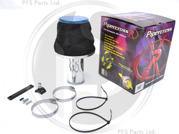 S/V40 1996 to 1999 1.6,1.8,2.0 (not Turbo/GDI) - Pipercross Induction Kit