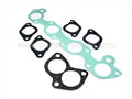 240 Series, All 4 cyl Engines, Manifold Gasket Set.