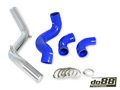 S80II 2007-2012 2.5T, 2.5FT DO88 Turbo Pressure Pipe Kit