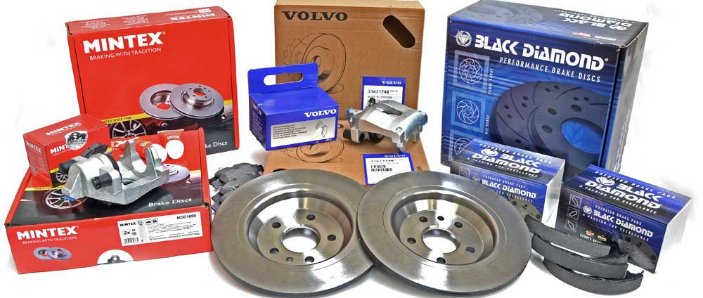 Volvo Parts, Volvo Spares and Accessories: online ordering